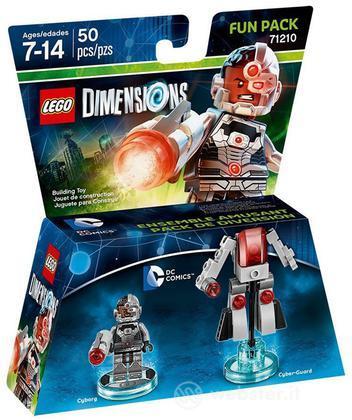 LEGO Dimensions Fun Pack DC Cyborg