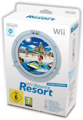 WII Sports Resort + WII Motion Plus