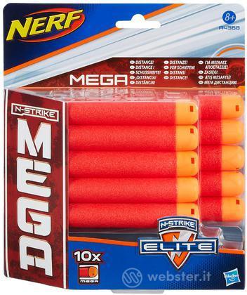 Nerf Mega Refill 10 Pezzi