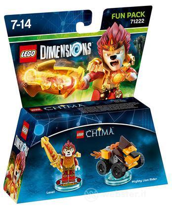 LEGO Dimensions Fun Pack Chima Laval