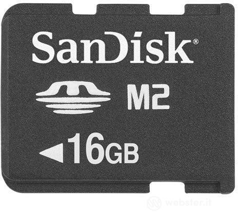 PSPGO SanDisk Memory Stick M2 16 Gb