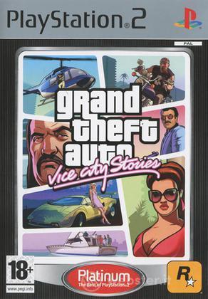GTA Vice City Stories PLT