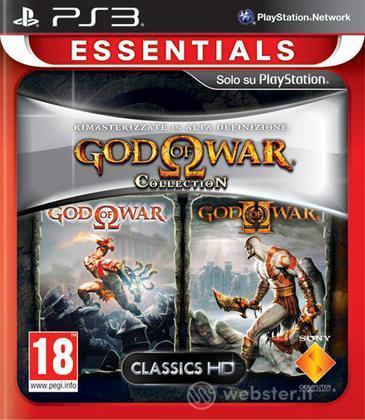 Essentials God of War Collection