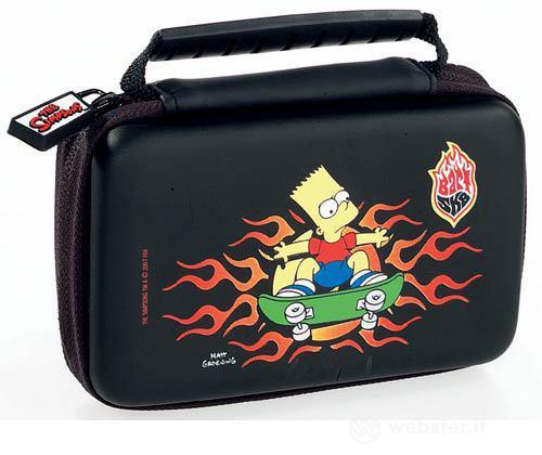 NDS Lite Carry Case The Simpsons Bart