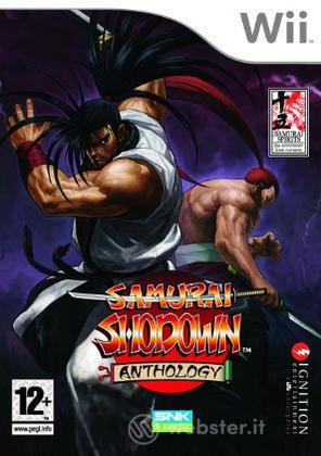 Samurai Showdown Anthology 6 In 1