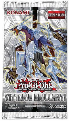 Yu-Gi-Oh! Vittorie Brillanti Buste
