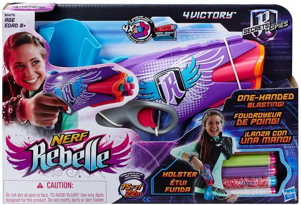 Nerf Rebelle 4Victory
