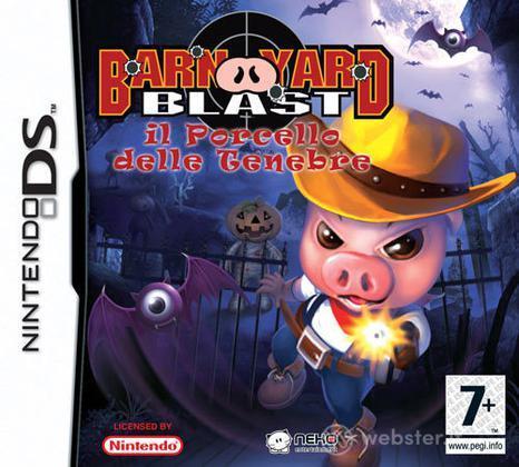 Barnyard Blast:Il Porcello delle Tenebre