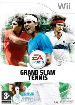 EA Sports Grand Slam Tennis + WII Motion
