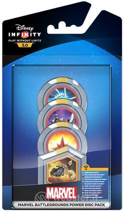 Disney Infinity 3 PowerDisc Marvel Batt.