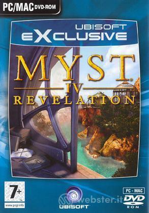 Myst 4 Revelation DVD-ROM kol 05