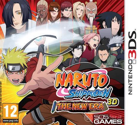 Naruto Shippunden 3D The New Era