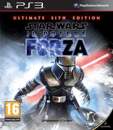Star Wars Force Unleashed Sith Edition