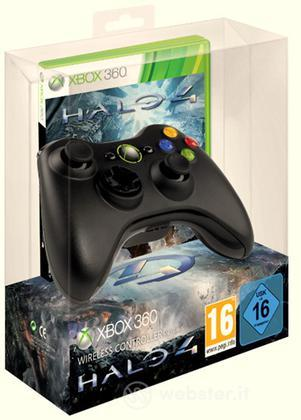 Halo 4 + Controller Wireless Black