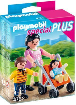 PLAYMOBIL Mamma con Bambini