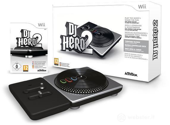 DJ Hero 2 Bundle