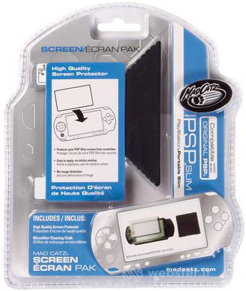 MAD CATZ PSP Slim Screen Pak