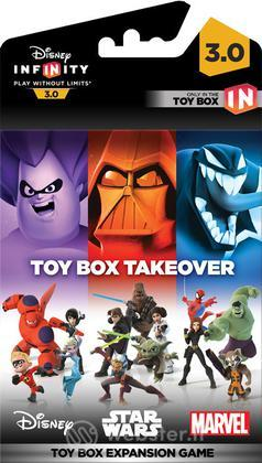 Disney Infinity 3 Toybox Takeover
