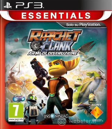 Essentials Ratchet&Clank:Armi di Distr.
