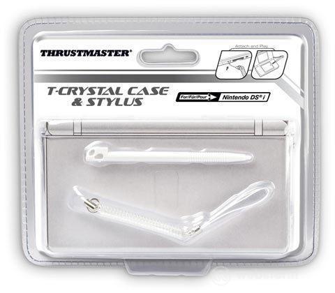 THR - DSi Cristal Case & Stylus