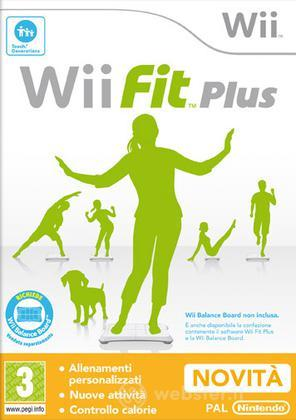Wii Fit Plus Nintendo
