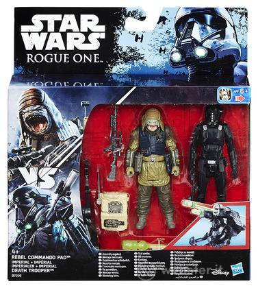 Figure Star Wars Shark Trooper & Alien