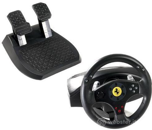 PS2/PC Volante Ferrari GT Rumble F.- THR