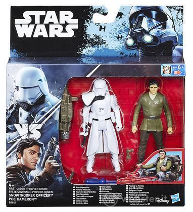 Figure Star Wars Blue SQ Leader