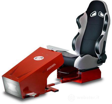Family Racing Driving Simulator-tessuto