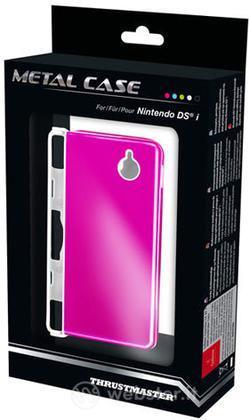 DSi Metal Case Glossy Pink - THR