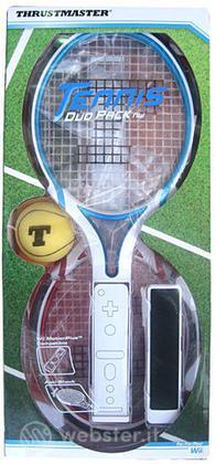 WII Tennis Duo Pack - THR