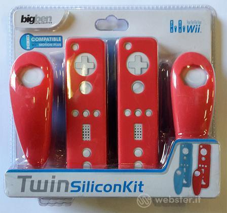 BB Doppio Guscio in Silicone Wii