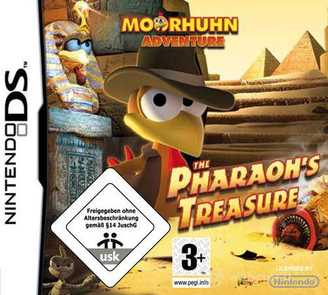Moorhuhn - The Pharaoh's Treasure