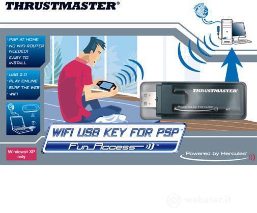 PSP Chiavetta USB WIFI - THR