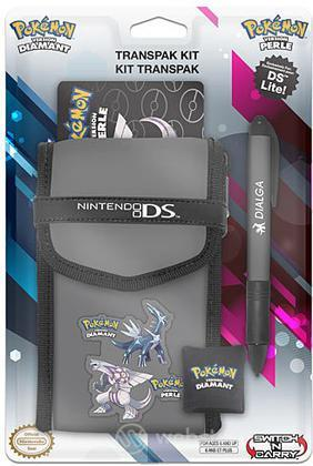 BD&A DS/NDS Lite Pokemon D&P TranspakKit