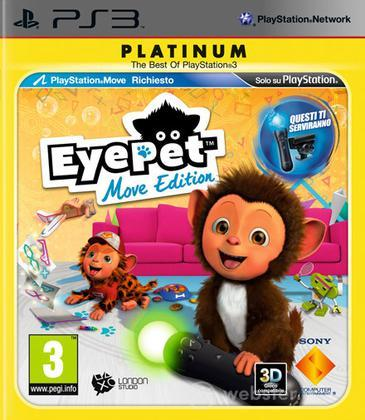 Eye pet move PLT