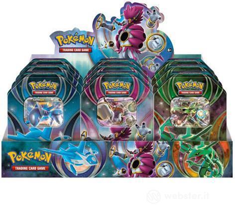 Pokemon Tin da collezione Poteri Eccelsi