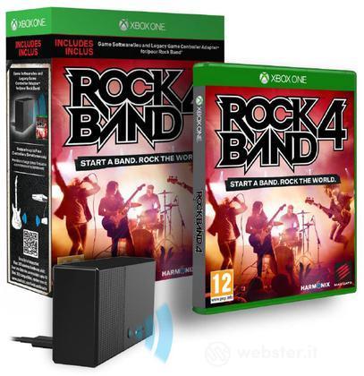 Rock Band 4 + Adattatore XONE