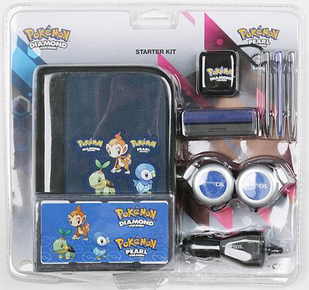 BD&A NDS Lite Starter Kit Pokemon