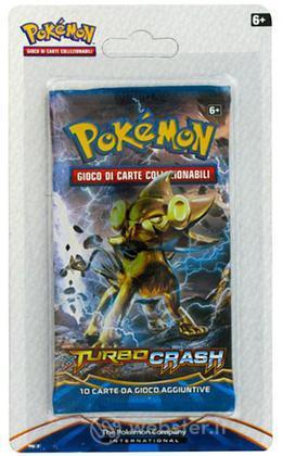 Pokemon XY Turbocrash busta blister