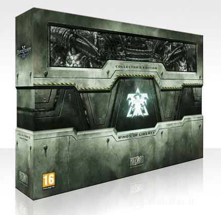 Starcraft 2 Collector Edition