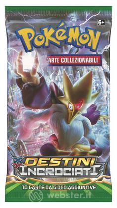Pokemon XY Destini Incrociati busta