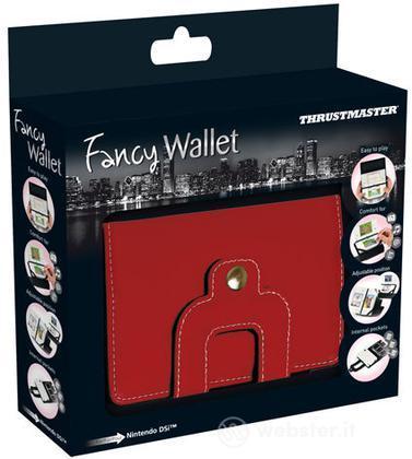 DSi Fancy Wallet Red - THR