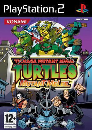 Teenage Mutant Ninja 3: Mutant Nightmare