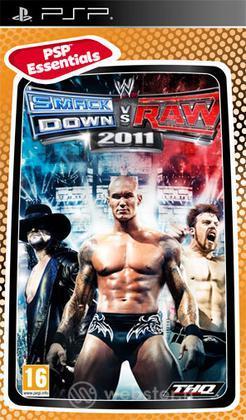 Essentials WWE Smackdown Vs Raw 2011