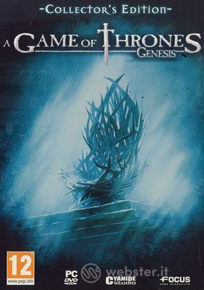 Game of Thrones: Genesis Coll. Ed.