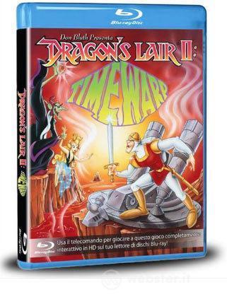Dragon's Lair 2 Time Warp HD