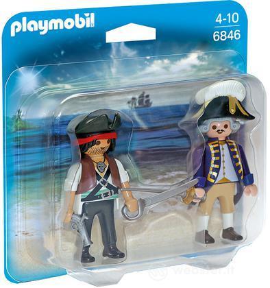 PLAYMOBIL Corsaro E Pirata