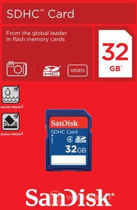Sandisk Secure Digital 32GB HC