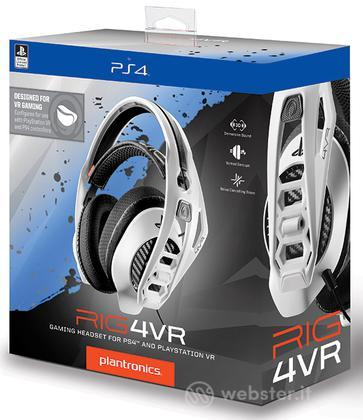 PLANTRONICS Cuffie RIG4VR  PS4